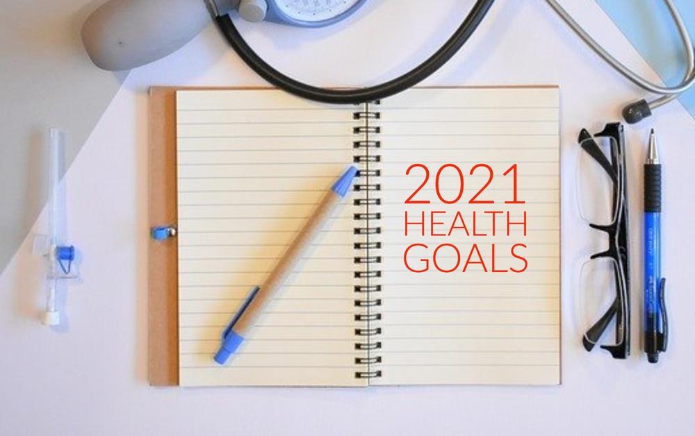 2021 Health Goals by doctors of Inkerman Medical Group